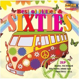 Виниловая пластинка Thorens Best of Fifties & Sixties (2LP)