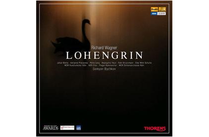 Виниловая пластинка Thorens Richard Wagner - Lohengrin (5LP)