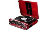 Проигрыватель виниловых пластинок ION Audio Mustang LP Red