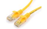 Патч-корд медный Cablexpert PP10-0.25M/Y 0.25m