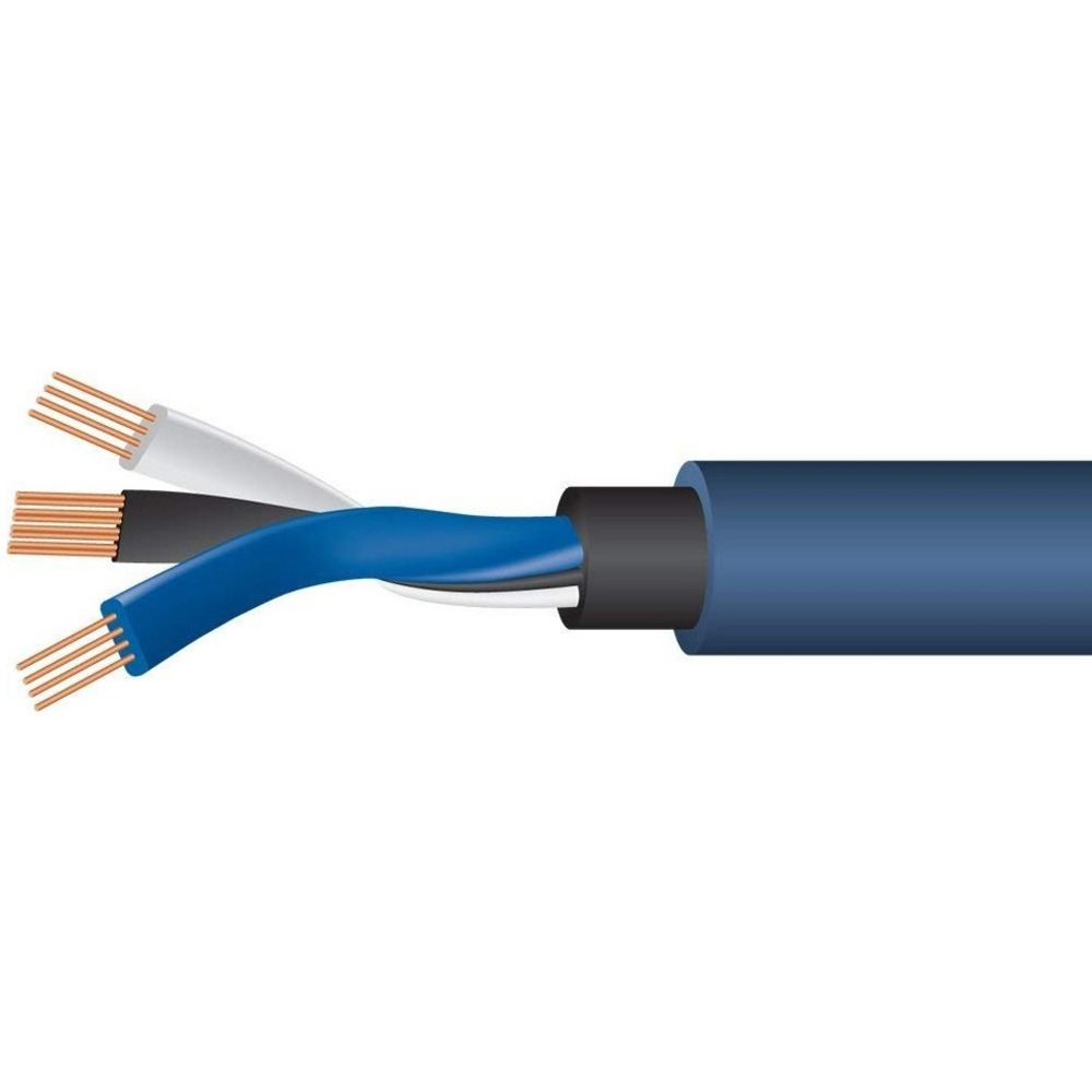 Кабель аудио 2xXLR - 2xXLR WireWorld Oasis 8 XLR 2.0m