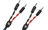 Акустический кабель Single-Wire Banana - Banana WireWorld Oasis 8 Banana Single-Wire 2.0m