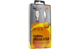 Micro USB кабель Cablexpert CC-G-mUSB01R-1.8M 1.8m