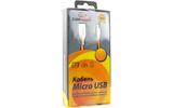 Кабель USB 2.0 Тип A - B micro Cablexpert CC-G-mUSB01O-1M 1.0m