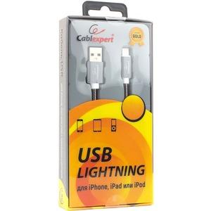 Lightning USB кабель Cablexpert CC-G-APUSB02Gy-0.5M 0.5m