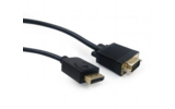 DisplayPort-VGA кабель Cablexpert CCP-DPM-VGAM-6 1.8m