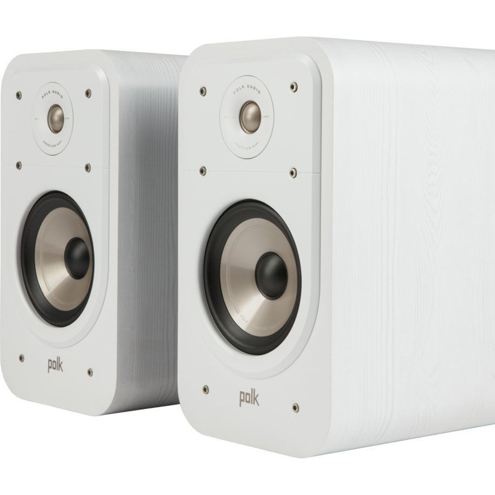 Колонка полочная Polk Audio Signature S20 E White