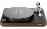 Проигрыватель виниловых дисков ClearAudio Concept MC/S Wood Turntable Black/Dark Wood