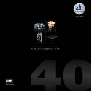 Виниловая пластинка Inakustik 01678051 Clearaudio - 40 Years Excellence Edition (2 LP)