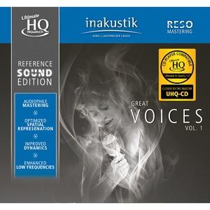 Компакт-диск Inakustik 01675015 Great Voices (U-HQCD)