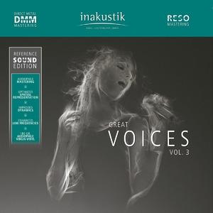Виниловая пластинка Inakustik 01675081 Great Voices, Vol. III (2LP)