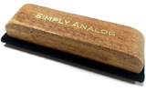 Щетка для пластинок Simply Analog (SAWC003) Velvet Brush Oak Wood