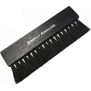 Щетка для пластинок Simply Analog (SAWC002) Vinyl Record Brush Black