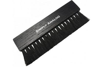 Щетка для пластинок Simply Analog (SAWC002) Vinyl Record Brush Black