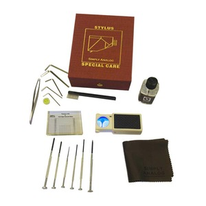Инструмент для настройки проигрывателя Simply Analog (SASC003) Stylus Setup And Cleaning Kit