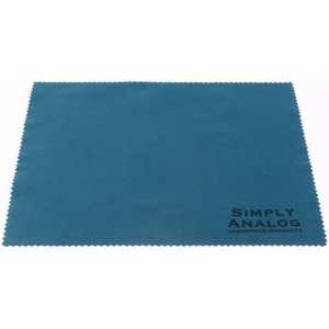 Салфетка для виниловых пластинок Simply Analog (SAMC002) Microfiber Cleaning Cloth