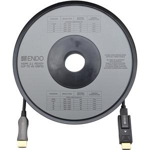 Кабель HDMI - HDMI оптоволоконный ENDO 11110205002 Inspiration HDMI 2.1 READY 50.0m