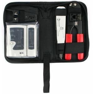 Инструмент для зачистки и заделки Cablexpert TK-NCT-01