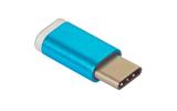 Переходник USB - USB Greenconnect GCR-UC3U2MF-BL