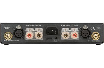 Усилитель мощности Mytek Brooklyn AMP Black