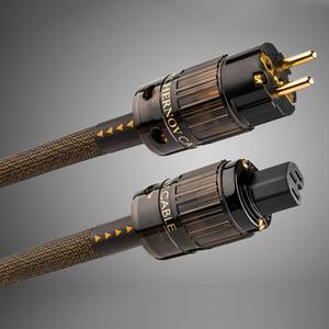 Кабель силовой Schuko - IEC C13 Tchernov Cable Reference AC Power EUR 2.65m