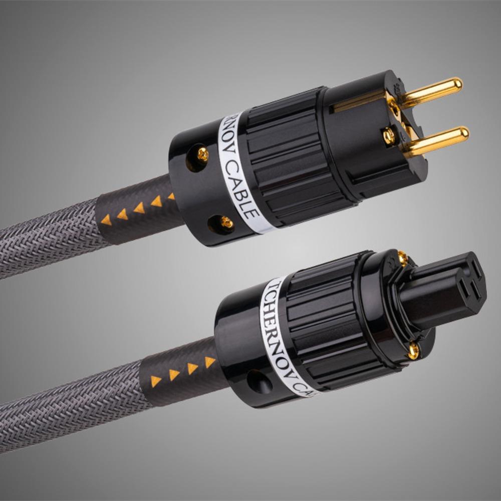 Кабель силовой Schuko - IEC C13 Tchernov Cable Special 2.5 AC Power EUR 1.65m