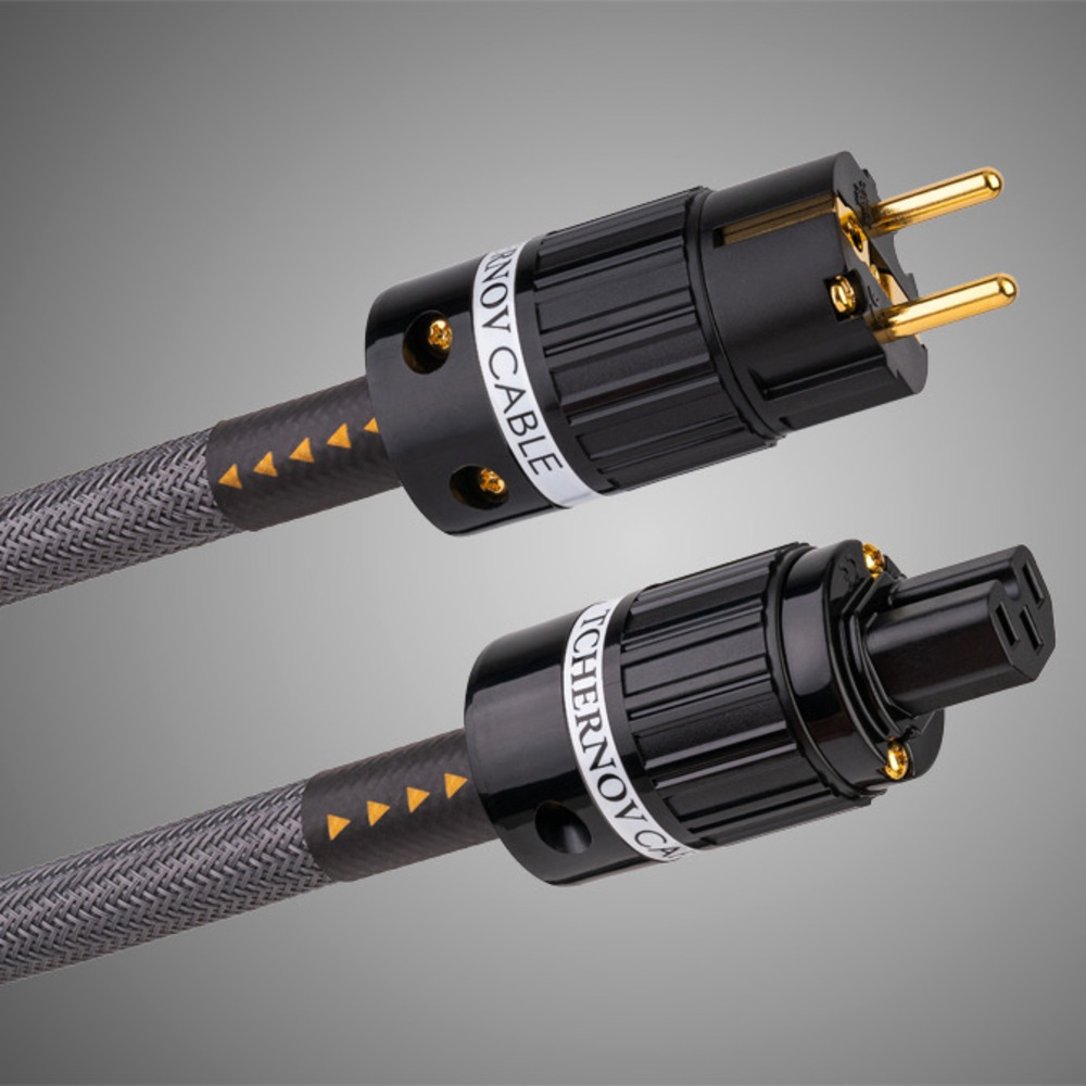 Кабель силовой Schuko - IEC C13 Tchernov Cable Special 2.5 AC Power EUR 2.65m