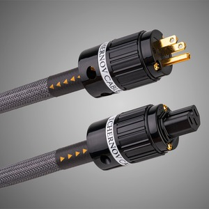 Кабель силовой US 3-Pin - IEC C13 Tchernov Cable Special 2.5 AC Power US 1.65m