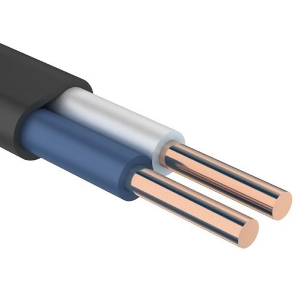 Кабель электрический Rexant 01-8272-10 ВВГ-Пнг(А)-LS 3x2,5 мм2, 10 метров, ГОСТ