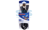 Шнур HDMI Rexant 06-3101 HDMI gold с ферритами 1.5m