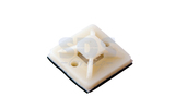Площадка для кабеля Rexant 07-2020-1 20 х 20 мм, белая (10 штук)
