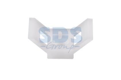 Площадка для кабеля Rexant 07-2104 для крепления стяжки (100 штук)