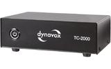 Фонокорректор MM/MC DYNAVOX TC-2000 Black (207448)