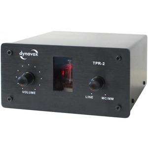 Фонокорректор MM/MC DYNAVOX TPR-2 Black (204498)
