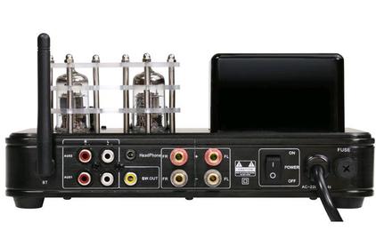 Усилитель интегральный DYNAVOX VR-400 Black (207546)