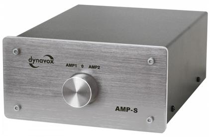 Спикерселектор DYNAVOX AMP-S Silver (206134)