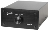 Спикерселектор DYNAVOX AMP-S Black (206135)