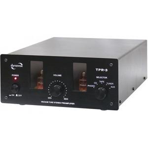 Усилитель предварительный DYNAVOX TPR-3 Black (206243)