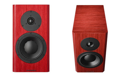 Колонка полочная Dynaudio SPECIAL FORTY Red Birch High Gloss