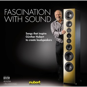 Виниловая пластинка Inakustik 01678071 Nubert - Fascination With Sound (45 RPM) (2LP)
