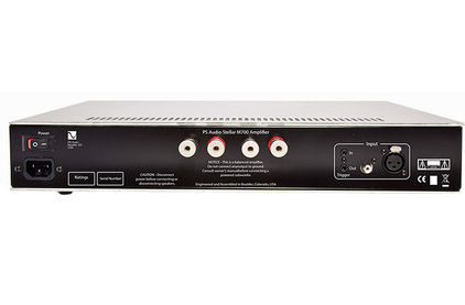 Усилитель мощности PS Audio Stellar Amplifier M700 Silver