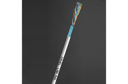 Отрезок кабеля витая пара Cavel (арт.5214) LAN 541 2.0m