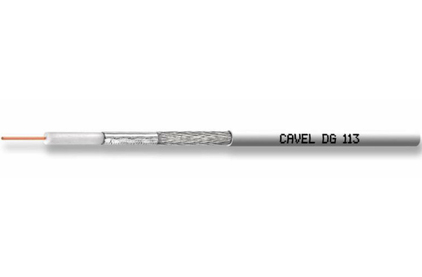 Отрезок антенного кабеля Cavel (арт.5242) DG 113 1.33m