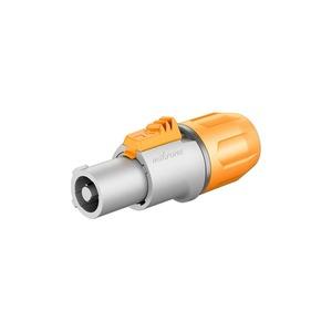 Разъем PowerCON Roxtone RAC3FCO WP-Grey