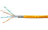Витая пара в катушке экранированная SkyNet CSP-FTP-LSZH-4-CU/100 100 м