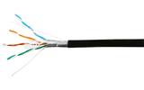 Витая пара в катушке экранированная SkyNet CSP-FTP-4-CU-OUT/100 100 м
