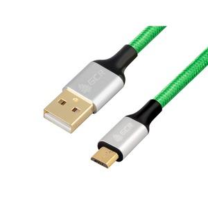 Кабель USB 2.0 Тип A - B micro Greenconnect GCR-51261 0.5m