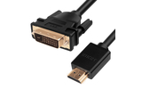 Кабель HDMI-DVI Greenconnect GCR-51253 11.0m