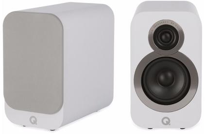 Колонка полочная Q Acoustics Q3010i Arctic White