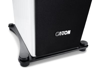 Колонка напольная CANTON A 45 white matt